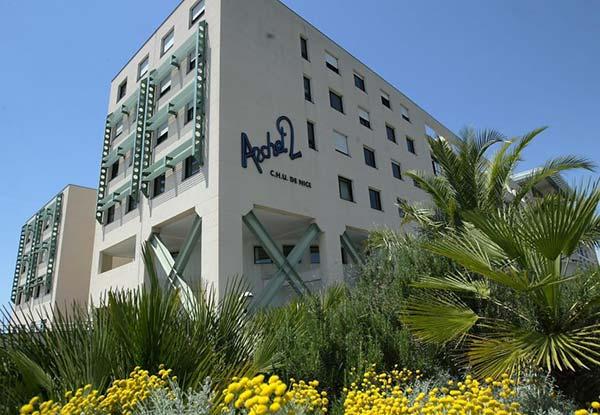 Hôpital Archet 2 à Nice